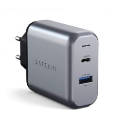 SATECHI 30W DUAL-PORT WALL CHARGER