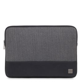 Knomo HERRINGBONE Laptop Sleeve 14inch - Grey