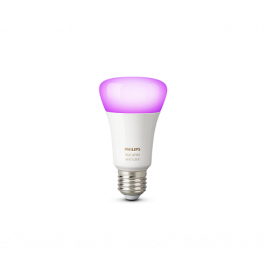 Philips Hue White and Color Ambiance Single Bulb E27