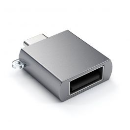 SATECHI ALUMINUM USB-C TO USB-A 3.0 ADAPTER