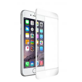 Next One 3D White Glass za iPhone 7 / iPhone 8 / iPhone SE
