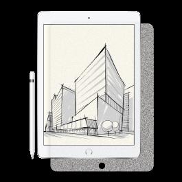 "Next One Paper-like za iPad Pro 12,9"""
