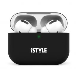 iSTYLE Silicone Cover AirPods Pro - Black