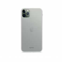 EPICO SILICONE CASE iPhone 11 Pro Max - transparent