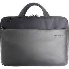 Tucano Dark Slim Bag for MacBook 12 and Pro 13 Retina - Black