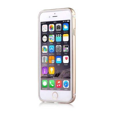 Comma Armor Bumper ovitek za iPhone 6 - Champagne Gold
