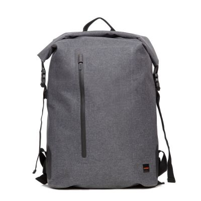 Knomo CROMWELL Roll Top Backpack 15inch - Grey