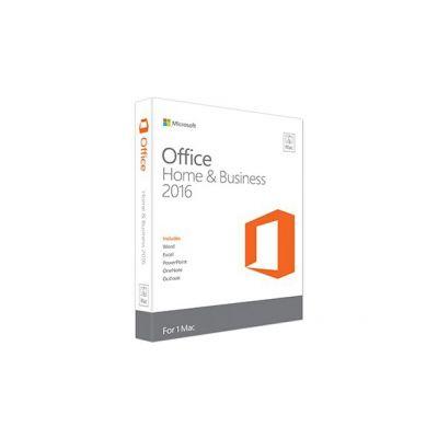 Office Mac Home Business 1PK 2016