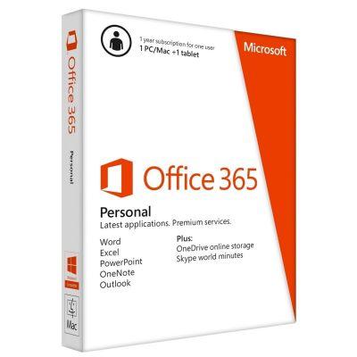 Microsoft Office 365 Personal - 1. godina