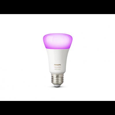 Philips Hue White and Color Ambiance Single Bulb E27