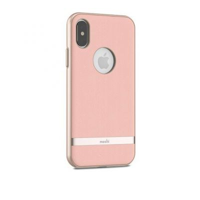 Moshi Vesta for iPhone X - Blossom Pink