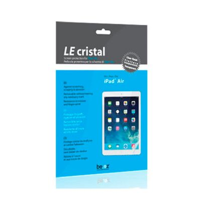 Be.ez LE cristal screen protector za iPad Air - Transparentna