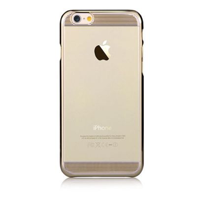 COMMA - Brightness Case for IPH6 - Champagne Gold