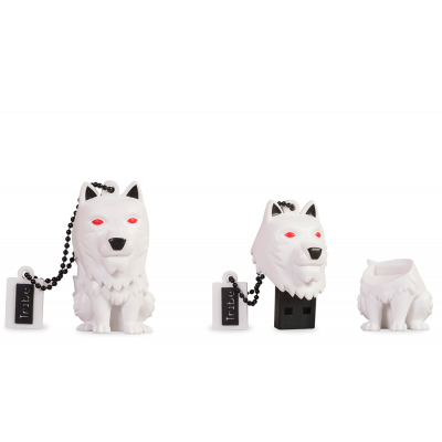 Tribe Game of Thrones Direwolf USB Flash Drive 16GB