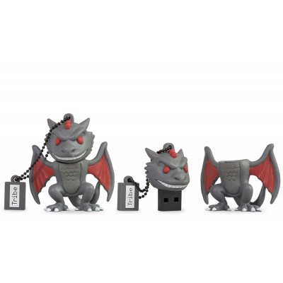 Tribe Game of Thrones Drogon USB Flash Drive 16GB