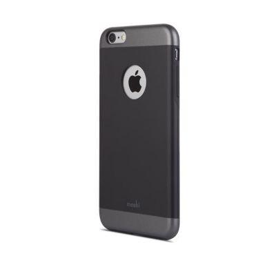 Moshi iGlaze iPhone 6 Plus - Graphite Black
