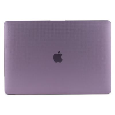 Incase Hardshell Case for MacBook Pro 15inch Retina (2017) (Dots) - Mauve Orchid
