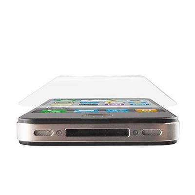ZAGG - InvisibleShield Glass - Apple iPhone 4/4s