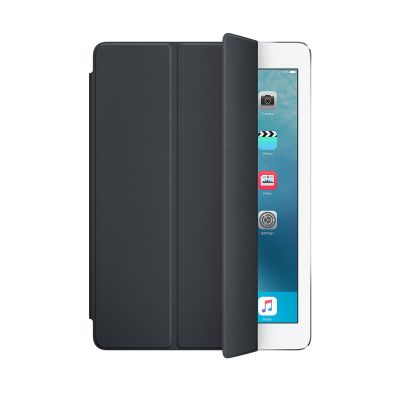 Apple - Smart Cover for 9.7-inch iPad Pro - Charcoal Gray