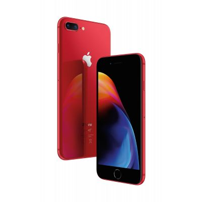 Apple iPhone 8 Plus 256GB - Rdeča