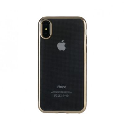 Tucano Elektro Flex case for iPhone X - Gold