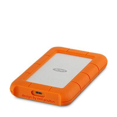 Lacie Rugged USB-C Mobile Storage - 4 TB