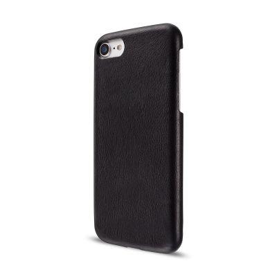Artwizz Leather Clip za iPhone 7 - Crna