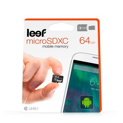 LeefmicroSDCard 64GB