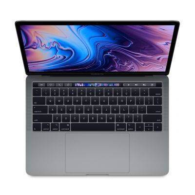 "MacBook Pro 13"" Touch Bar/QC i5 2.3GHz/8GB/256GB SSD/Intel Iris Plus Graphics 655/Space Grey - CRO KB"