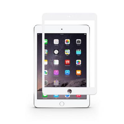 Moshi iVisor Glass Screen Protector za iPad Mini 1/2/3 -Bela
