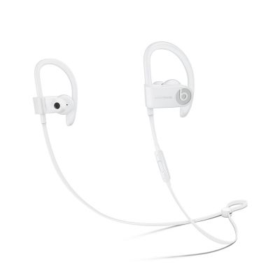 Beats - Powerbeats3 Wireless Earphones - White