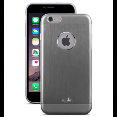 Moshi iGlaze Armour for iPhone 6 - Gun metal
