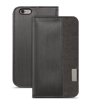 Moshi Overture for iPhone 6 - Steel Black
