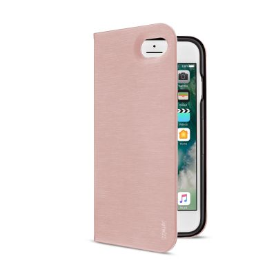 Artwizz SeeJacket Folio za iPhone 7 - Rose Gold