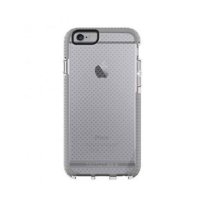 Tech21 Evo Mesh Case iPhone 6/6S Plus - Clear/Grey