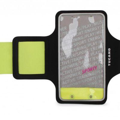 Tucano Ultra slim armband for smartphone 5.5inch - Multicolor