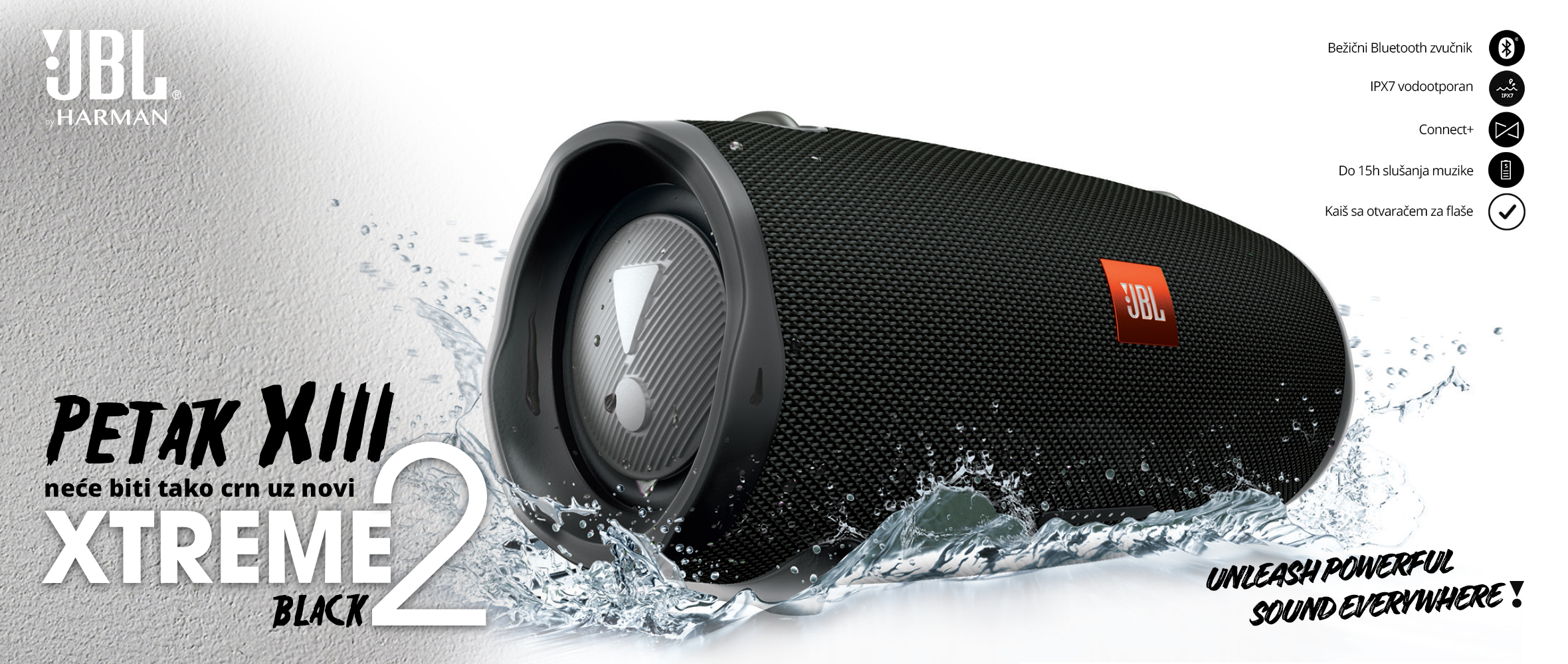 RS - JBL Extreme 2