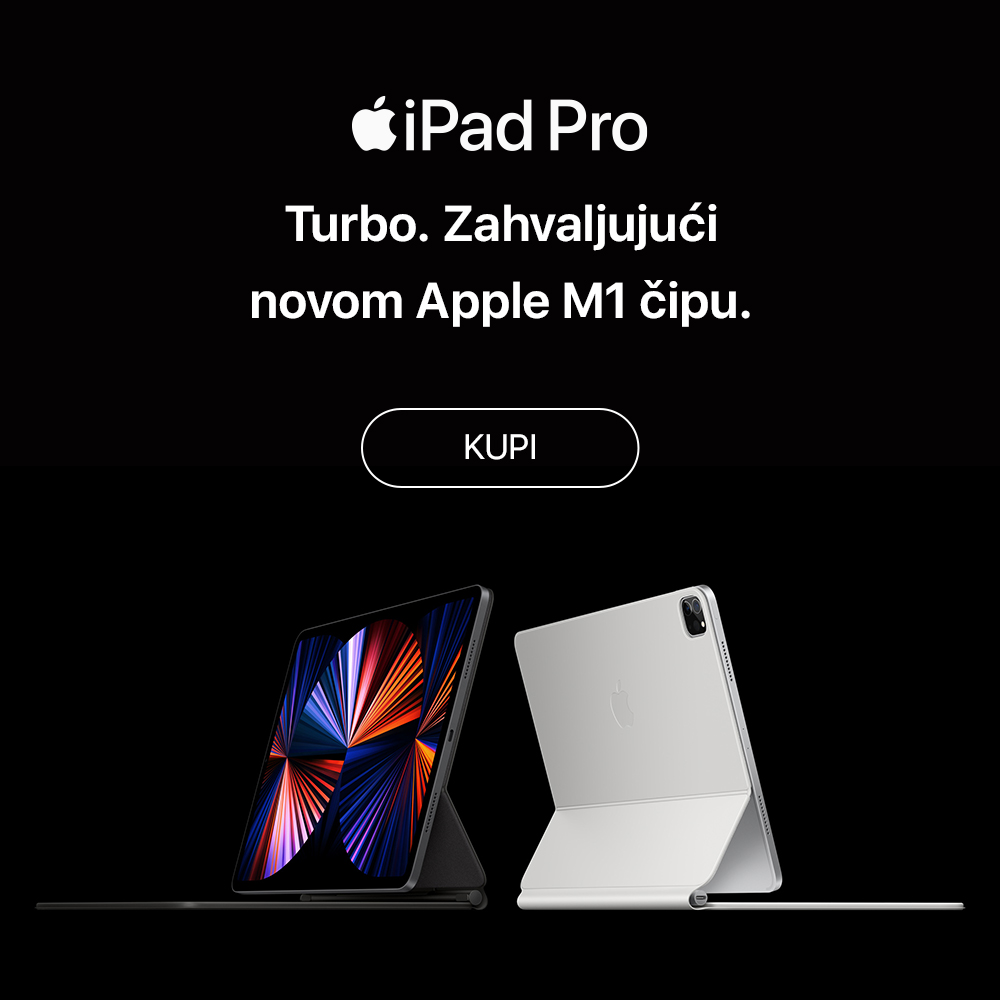 Novi iPad Pro M1