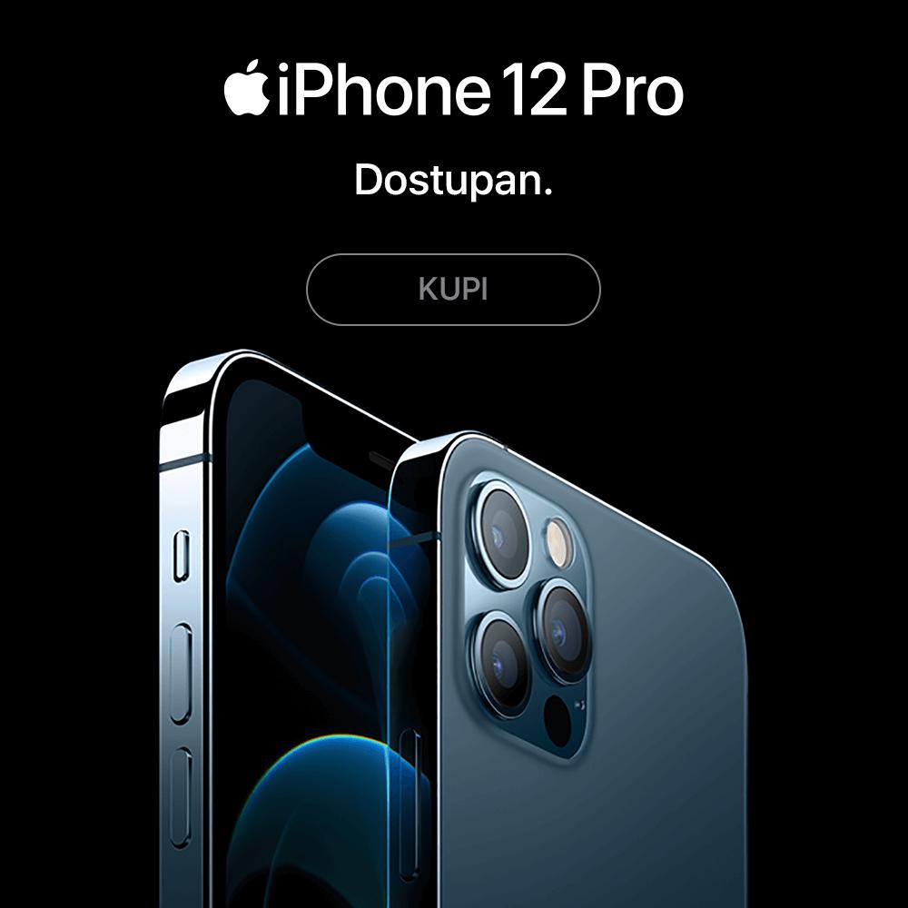 Novi iPhone 12 Pro