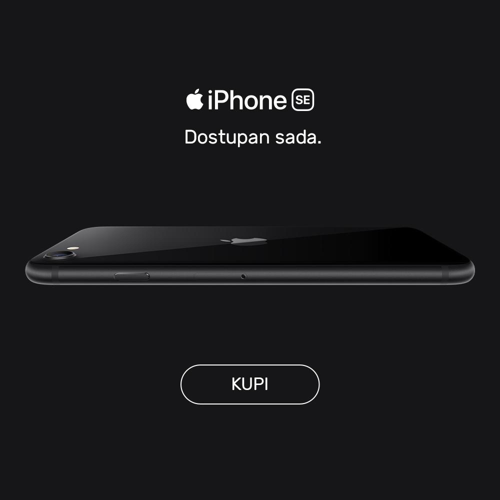 Novi iPhone SE