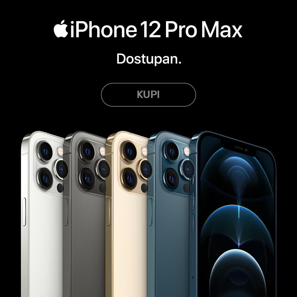 Novi iPhone 12 Pro Max