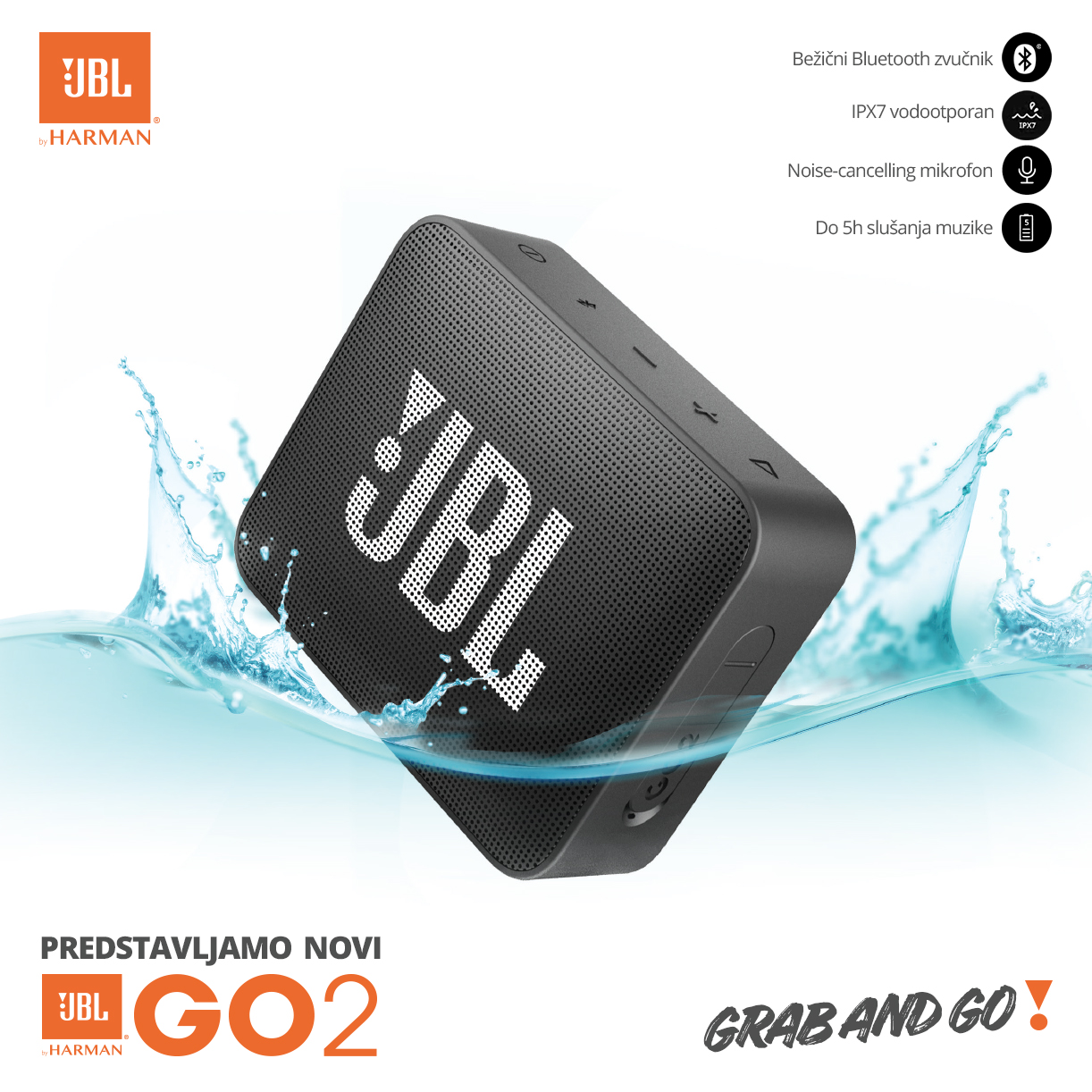 RS - JBL GO 2