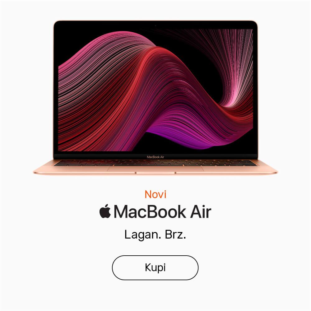 Novi MacBook Air