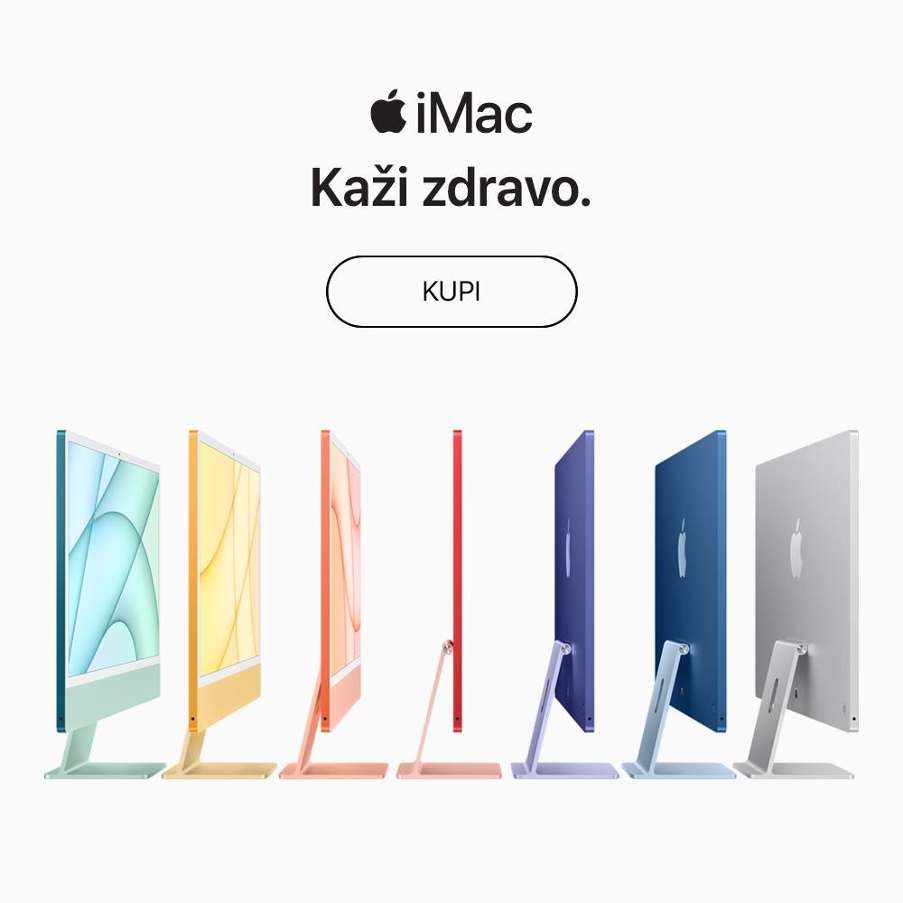Novi iMac M1