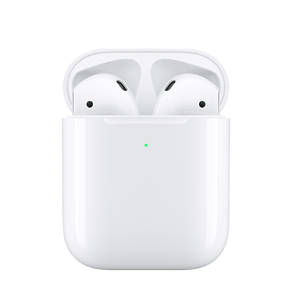 Apple AirPods sa kućištem za bežično punjenje