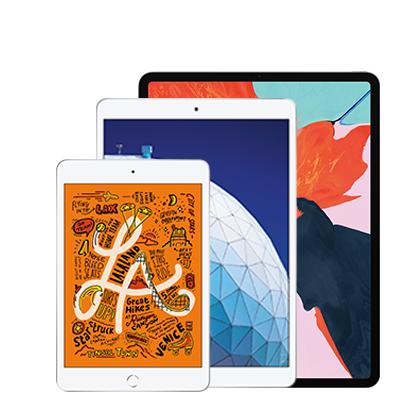 iPad modeli na akciji