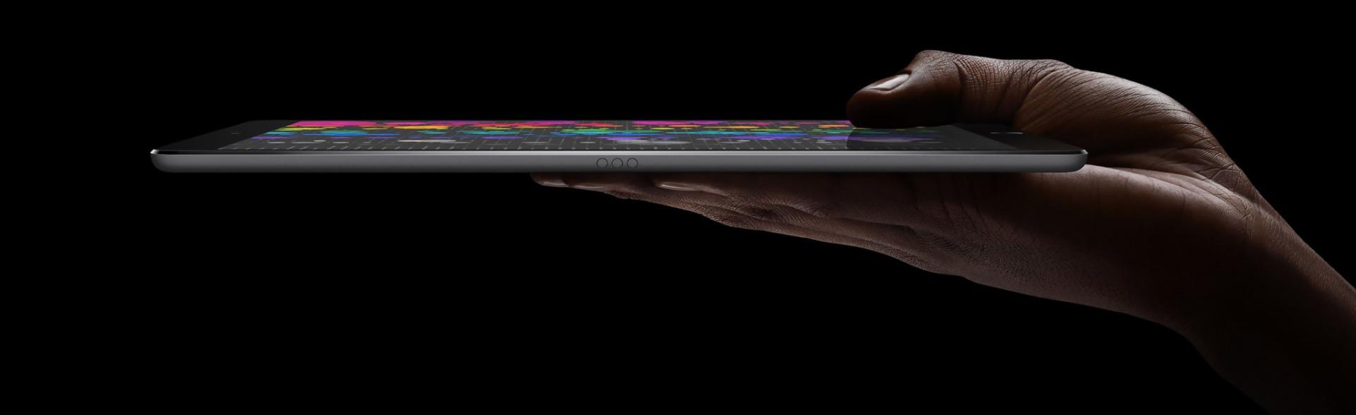 10.5″ iPad Pro test
